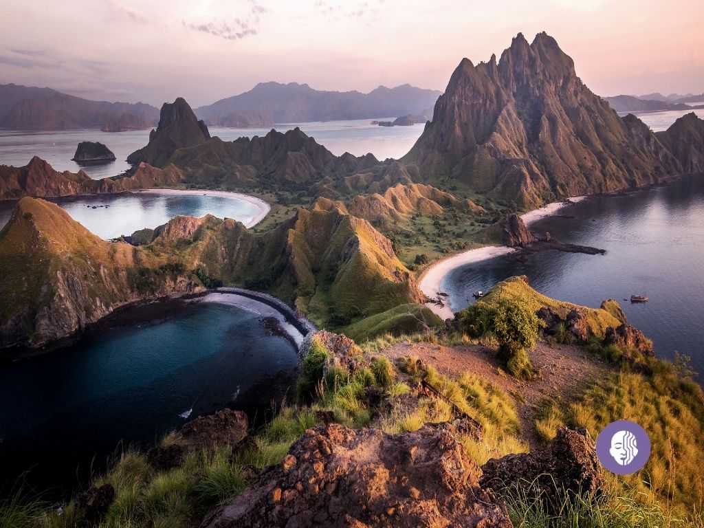 Indonesia, the land with 17,000 islands