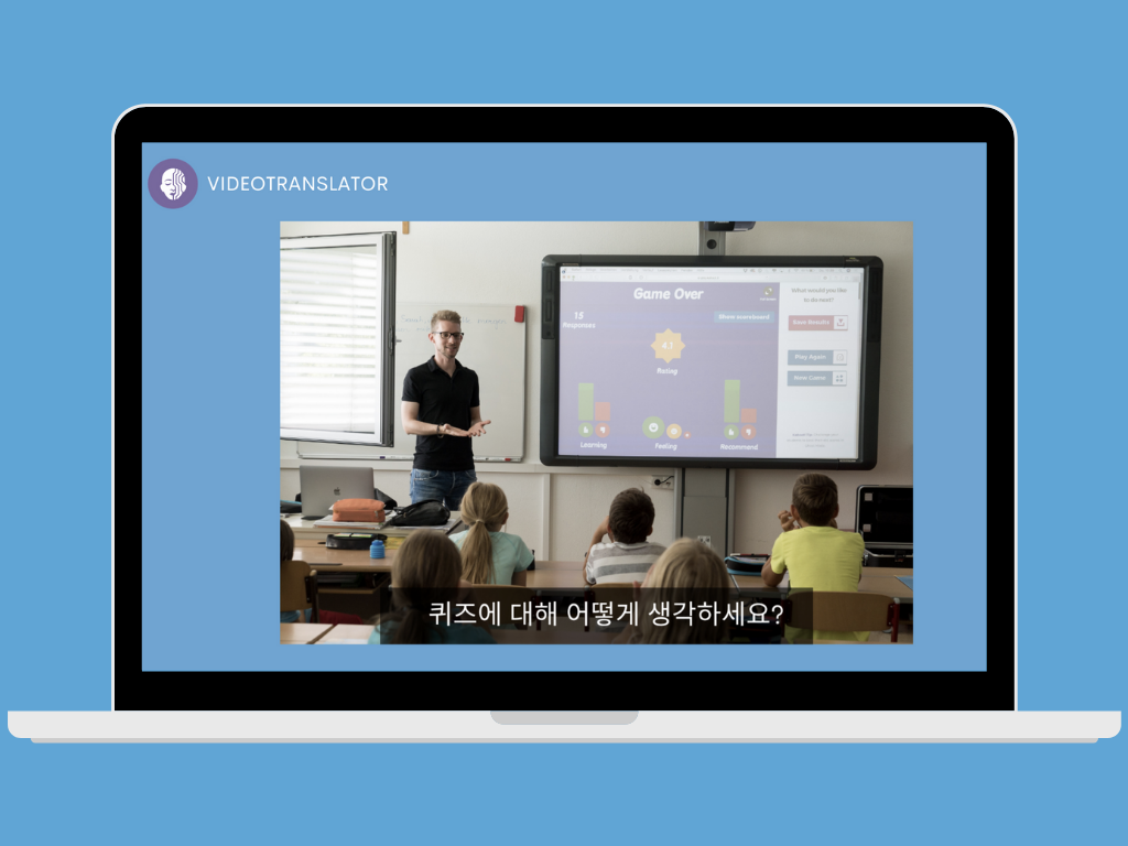 Easily translate your video with Video Translator
