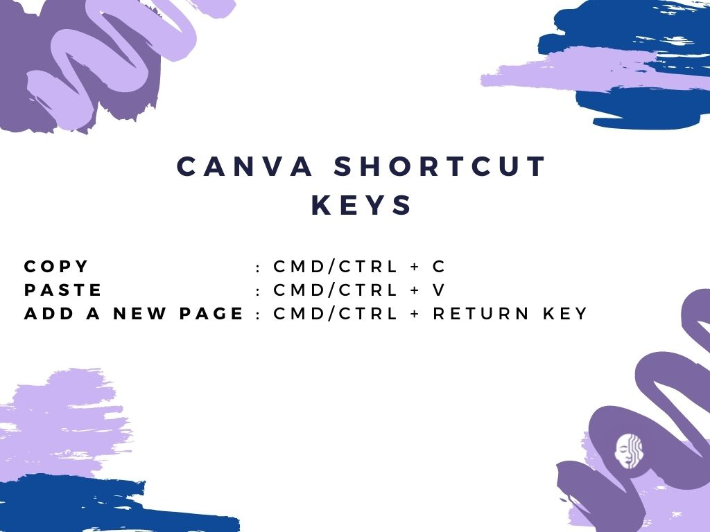 Essential Shortcut Keys You Should Know On Canva