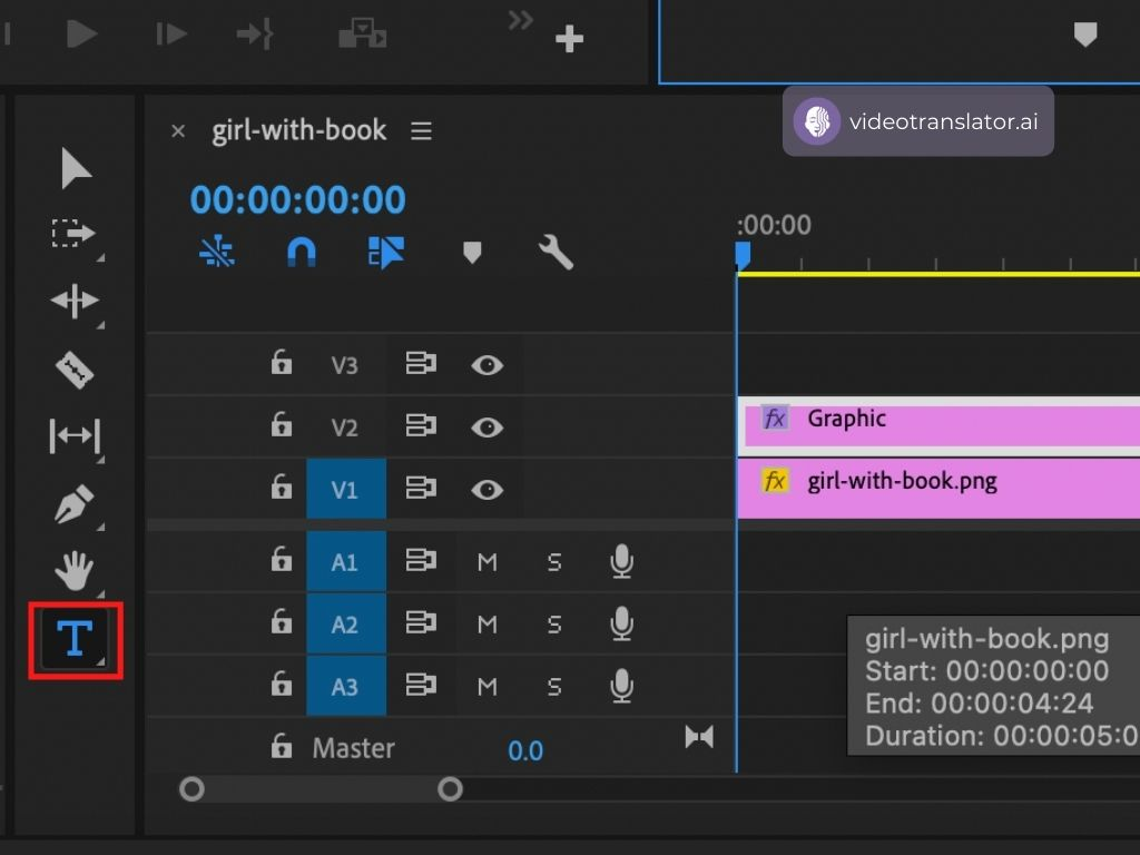 How To Add Text In Adobe Premiere Pro Using Tytpe Tool