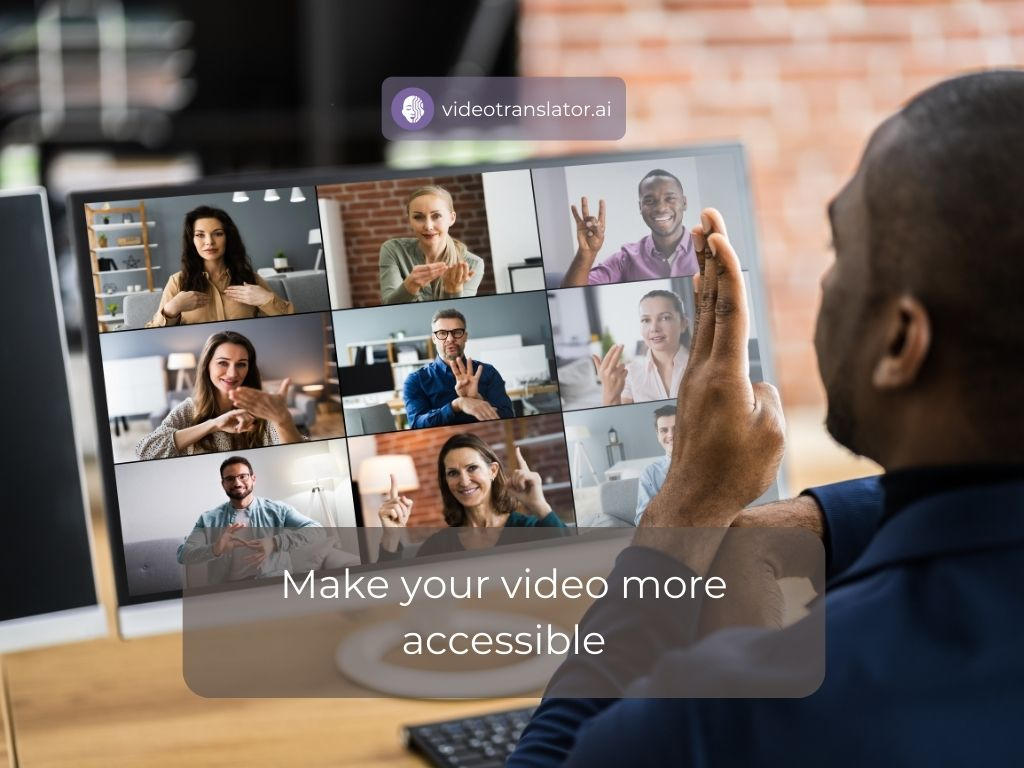 Make Your Video More Accessible