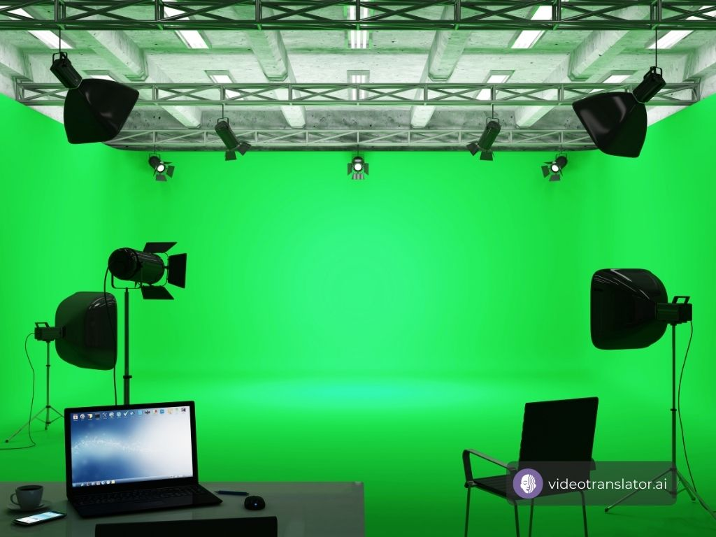 what is a green screen?